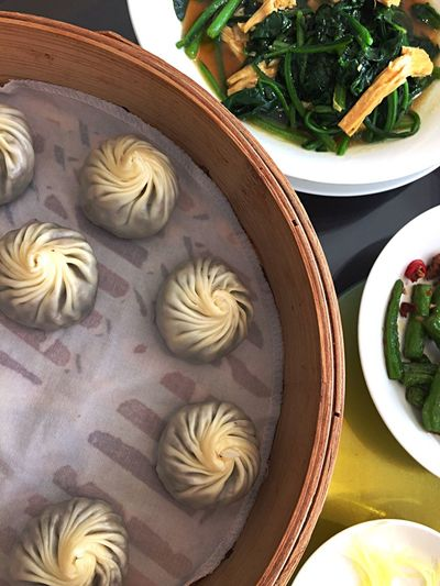 Love love love China Foodlove Dintaifung Food And Drink Food Indoors  Freshness Indulgence Ready-to-eat Bowl