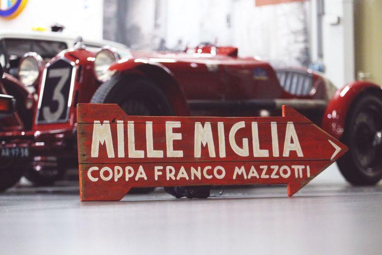 Mille miglia   Coppa Franco Mazzotti Equipped Car Alfa Oldtimer Car Classic Classic Car Roadsign Road Sign Sign Rallye Rally Miglia Mille  Coppa Franco Mazzotti Coppa Franco Mazzotti Mille Miglia Coppa Franco Mazzotti 1000 Miglia 1000miglia Millemiglia Mille Miglia
