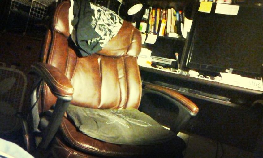 My Home Office Chair
