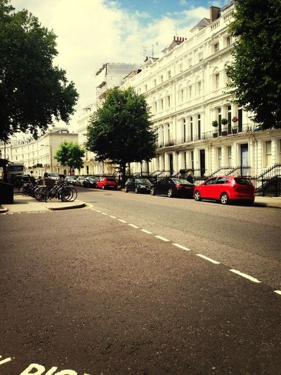 London in my heart/notting hill Impossible Moments