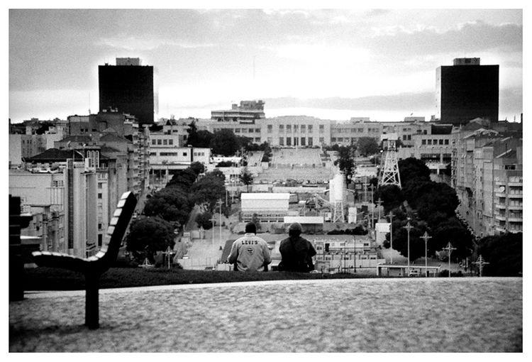 Atmosphere Building Exterior City Life Cityscape Human Settlement LEVIS™ People Street Urban