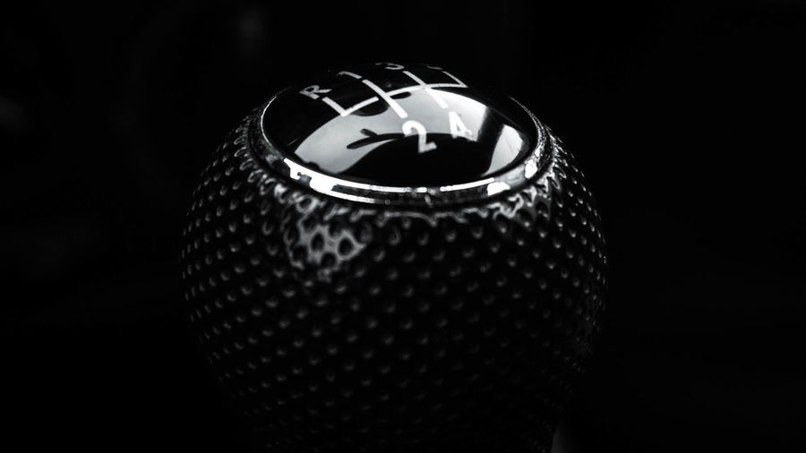 WOW Ball Car Interior Car Shif Close-up In Focus No People Numbers Shifter First Eyeem Photo