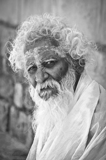 Human Face One Person Portrait Real People Close-up Nikon D3300 Kanchipuram South India Devotional EyeEmNewHere