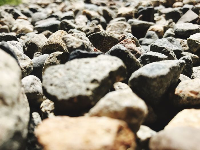 Beach Pebble Full Frame Nature Backgrounds No People Close-up Textured  Outdoors Pebble Beach Day Rock Macro Macro Photography The Week On EyeEm Perspectives On Nature