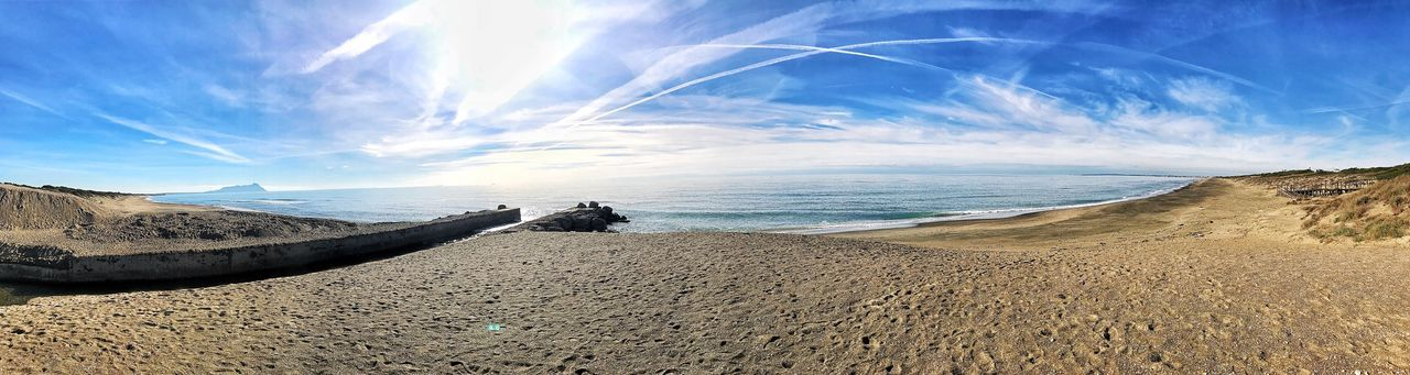 Sea Sky Nature