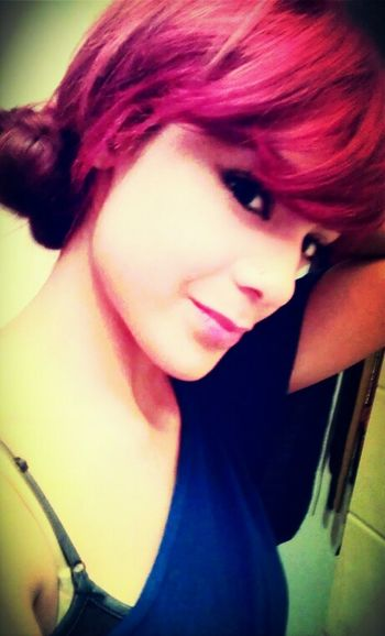 Loving The Red Hair<3