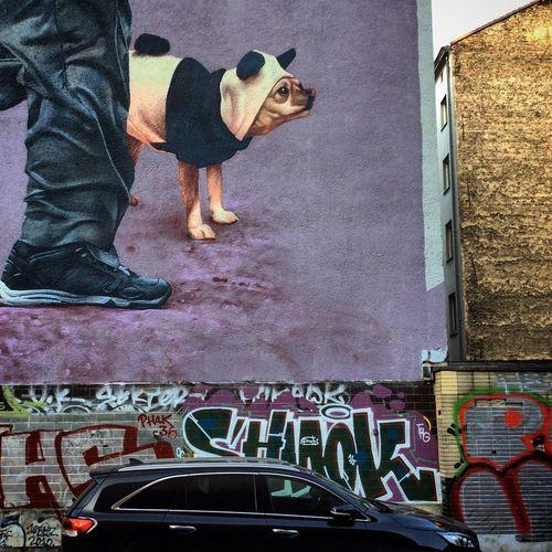 Street Art Berlin Kreuzberg