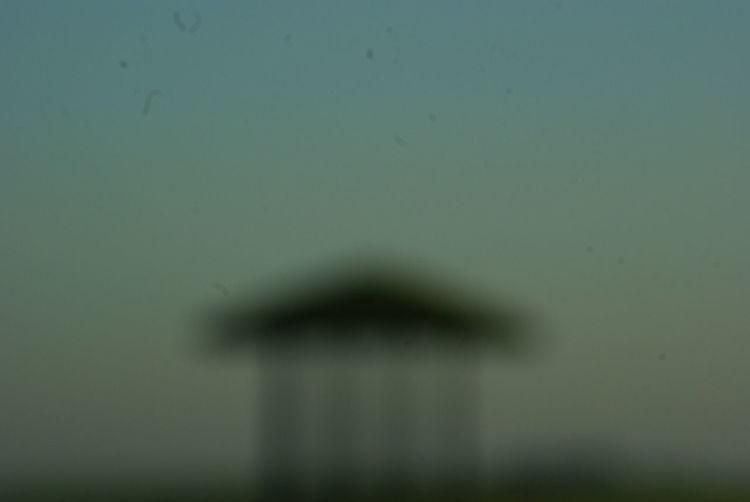 Tempeltje van ids Tempel Wazig Ids