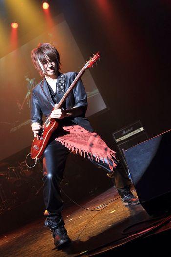 "Live Performance Of ""Lu-ke"" Performed In 2013.1.28 Akasaka BLITZ. 〈31〉"