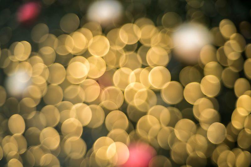 Backgrounds Defocused Geometric Shape Circle Lens Flare Full Frame No People Night Pattern Shape Illuminated Shiny Decoration Christmas Glowing Light - Natural Phenomenon Christmas Decoration Abstract Close-up Holiday Capture Tomorrow