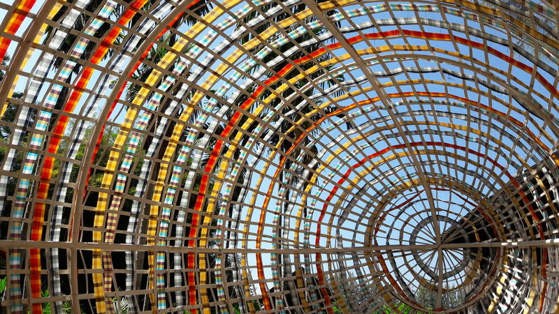 Pattern, Texture, Shape And Form Architecture And Art Leading Line Circles In Circles Circles Built Structure Architecture Pattern