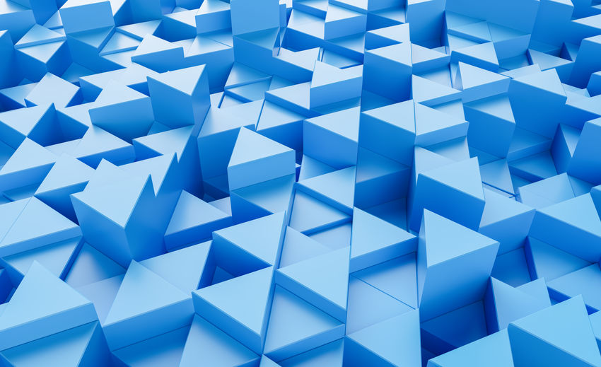 blue background with triangles Wallpaper Wall - Building Feature Virtual Reality Triangular Triangle Trendy Technology Surface Still Life Square Side By Side Shape Row Repetition Realistic Polygon Play Pattern Party Paper Octagon No People Network Neon Navy Multi Colored Mosaic Modern Minimal Light Large Group Of Objects Indoors  Honeycomb Hive Hi-tech Geometric Shape Geometric Gaming Gamer Futuristic Future Full Frame Fluorescent Event Entertainment Electric Effect Disco Digital Design Cyber Creativity Copy Space Concept Computing Computer Close-up Business Blue Backgrounds Background Artificial Intelligence Art And Craft Art Abstract