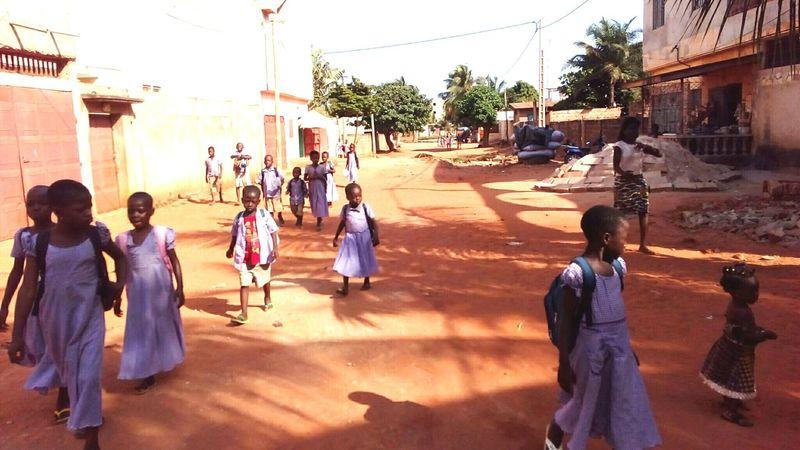 School Uniforms Around The World Team228 Togo Afrigraphy @afrigraphy First Eyeem Photo