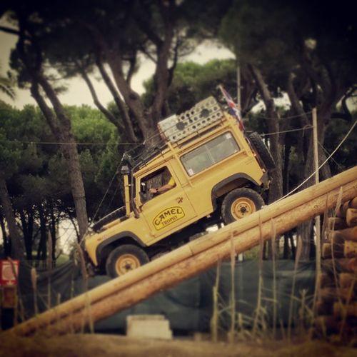 Carrara 4X4fest Offroad CamelTrophy landrover defender