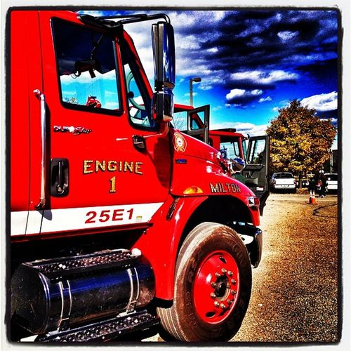 Fire Department Engine 1. #miltonvt #vt Iphoneonly Webstagram Photooftheday Firehouse Picoftheday Vt Firefighters 802 Vermont Miltonvt 911 Igharjit Heroes Vermontbyvermonters Vt_scene Vermont_scene All_shots Igvermont Instamood Igvt Bestoftheday Firetruck Redtruck Rescue Engine1 Brave Emergency Instagood