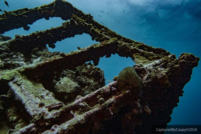 Antillas Shipwreck Aruba Aruba WWII Ww2 Scuba Diving Ship Wreck Wreck underwater photography Underwater SCUBA No People Low Angle View Nature Day Beauty In Nature Scenics Sky UnderSea Outdoors First Eyeem Photo