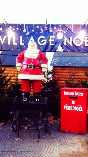 Noël Bayonne Père Noël