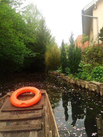 Bateau Vielle Ville Allemagne Sun☀ Famille Barque