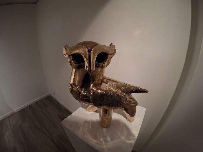Hello World Art ArtWork Persian Taking Photos Owls Joker Mojtaba Bronze ePhotography y
