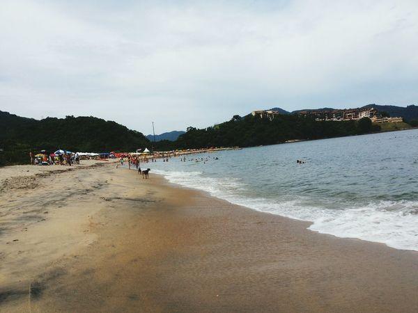 Praia bom de mais..... Praia