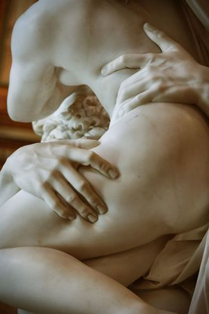 "Marble as skin - ""Ratto di Proserpina"", 1621-1622, G. Bernini, Galleria Borghese, Roma History Of Art Roma Rome Italy Italia Galleria Borghese Art Arte History Of Arts Bernini Sculpture Sculptures Baroque Barocco Art Museum Arts Art History Italian Art Marble"