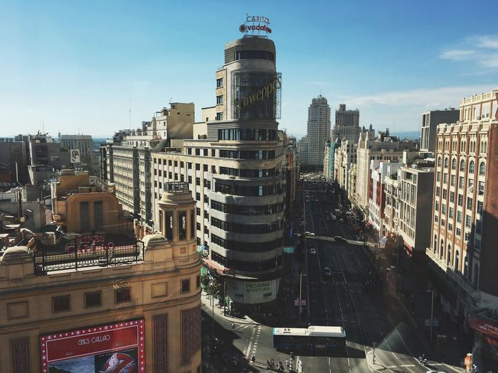 Neighborhood Map City Cityscape Built Structure Callao Madrid Travel Destinations Life Place Feeling Good Photooftheday EyeEm Best Shots Streetphotography