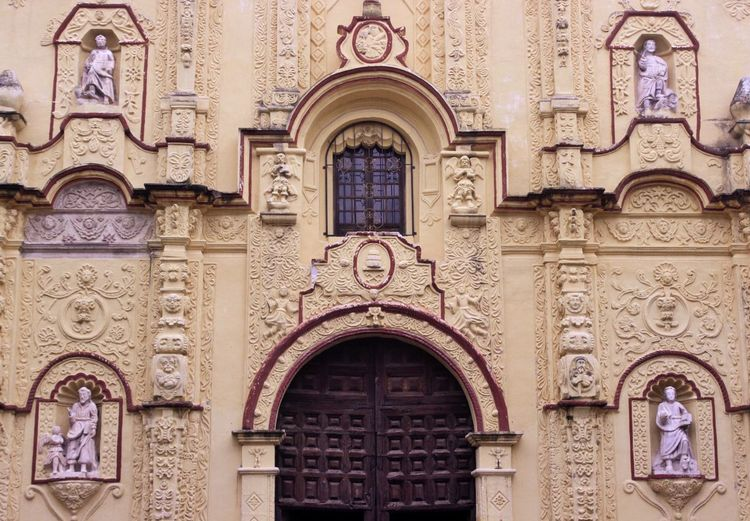 Architecture Ornate Arch Built Structure Door Bas Relief Outdoors Sculpture Field Church Church Architecture Church Window Barroco Barroco Mineiro Iglesia Católica  Templom Iglesia Day No People Building Exterior