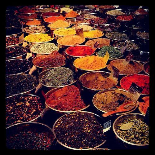 Baharat  dunyasi Spices Spice Food yemek istanbul
