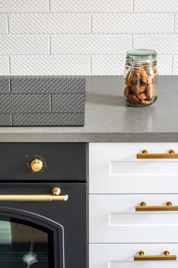 By eterstudio No People Indoors  Day Cookies Oven Home Interior Nordic Blackandwhite Domestic Life Kitchen Domestic Kitchen Ceramics Eclectic White Home Showcase Interior Cooking Cooked Plant Jar Interior Architecture Interordesign Interior Views Christmas Cookies