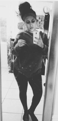 Shameless Selfie ✌ Blackandwhite Miamigirl That's Me ♡