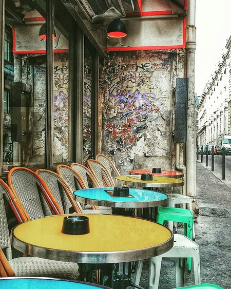 Welcome Weekly Cafe Paris Automne Hello World