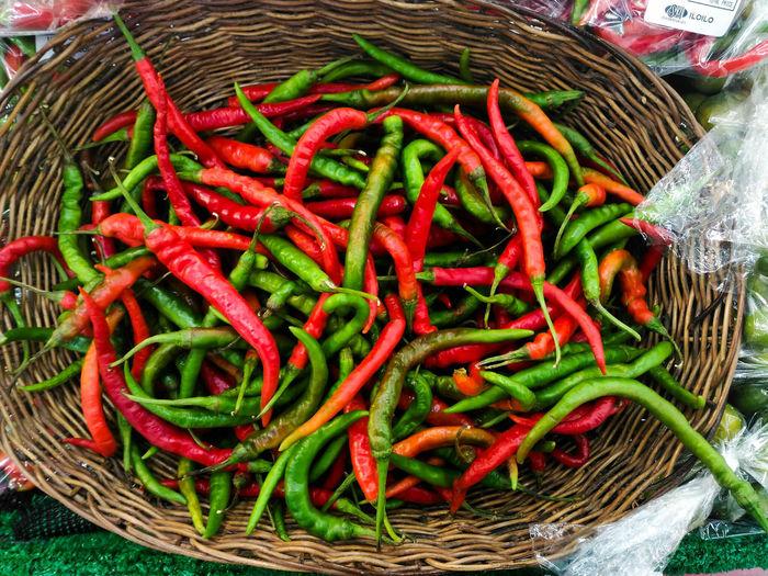 Chili  Hotchili Fresh
