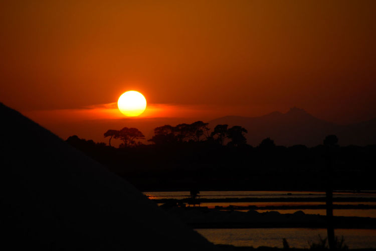 Sunset EyeEm Selects Nikon Nikond200 Reflex Photo Photos Pic Pics Picture Pictures Art Beautiful Picoftheday Photooftheday Color Exposure Composition Focus Capture Moment Lights Tree Sunset Water Moon Silhouette Sun Dawn Mountain Romantic Sky Dramatic Landscape Salt Basin EyeEmNewHere