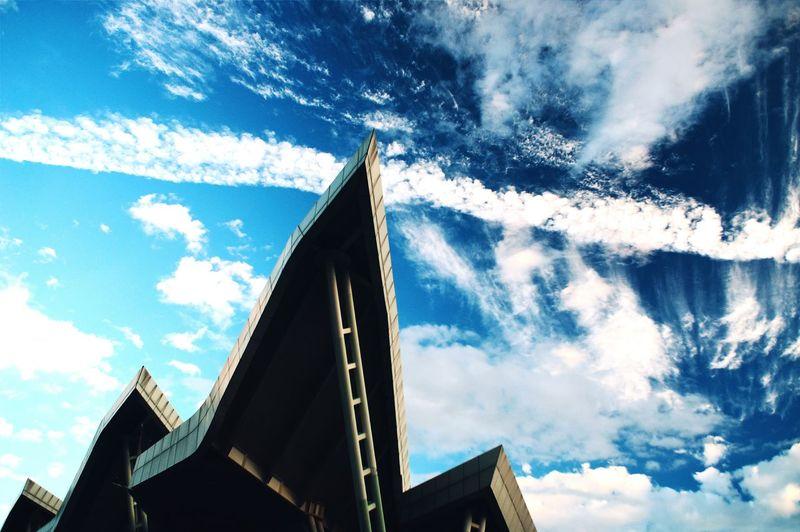 起程。 EyeEm Best Shots Eyeemphotography Eye4photography  Enjoying Life Sky And Clouds Clouds Sky