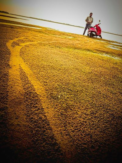 Self Portrait Around The World That's Me End Of The Day Endlesssummer Motorsport Secluded Beach Mahanadi Cuttack After Training