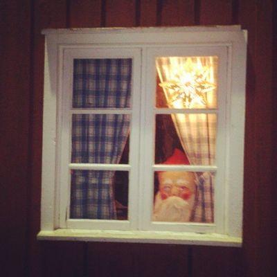 Jul på Nydal.
