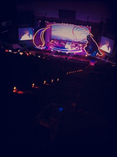 Concert at 台北國際會議中心 (Taipei International Convention Center) Concert