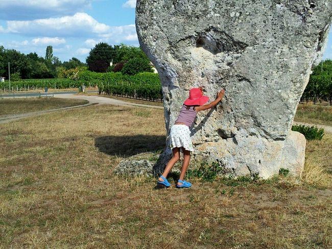 Stone The Explorer - 2014 EyeEm Awards Standing Stones Monolith