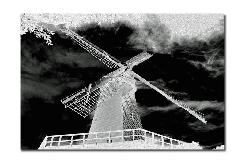 Murphy Windmill @ Golden Gate Park 2 San Francisco CA🇺🇸 South Windmill Built 1908 Western Edge Golden Gate Park 114 Ft. Sails Murphy Windmill 75 Ft Tall Cost $20,000 To Built 30,000 Gallons Per Hour Irrigated The Park Monochrome_Photography Monochrome Black & White Black & White Photography Black And White Black And White Collection  Landscape 1913 Replaced By Electric Pumps Fell Into Disrepair Restored 2009 Sky And Clouds Landscape_Collection Landscape_photography