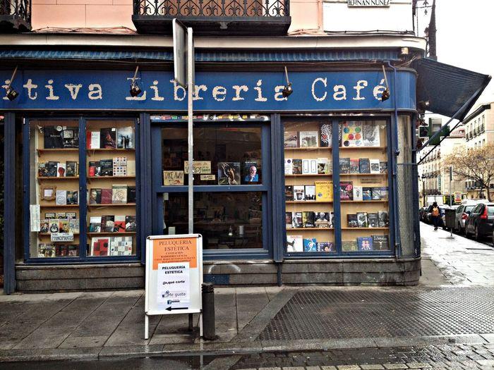 IPhone 4S Lavapies Madrid Café In Madrid