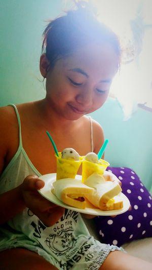 Breakfast With Babe Breakfastinbed Shedidherbest😅 I Still Love You Nom Nom Nom