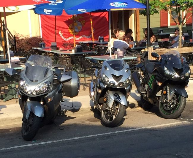 Motorcycle Transportation ZX14 Zx14R Concours14 Kawasaki Good Times