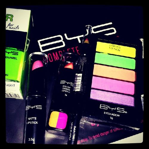Loot ! Thank you BYSCosmetics ! Love love love! Esp their color change Lipstick ! Works miracles on my lips ;D stay tuned at ohpenda.com for updates!
