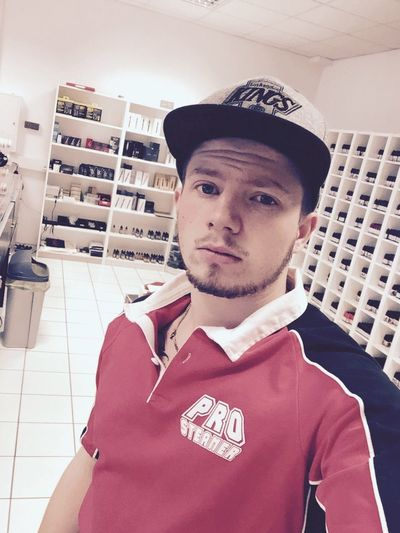 Work VapeShop Lovevapes Lovevapes RedShirt  Thats'me