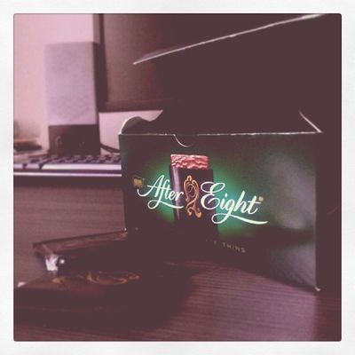 After eight Aftereight Chocolate Candy