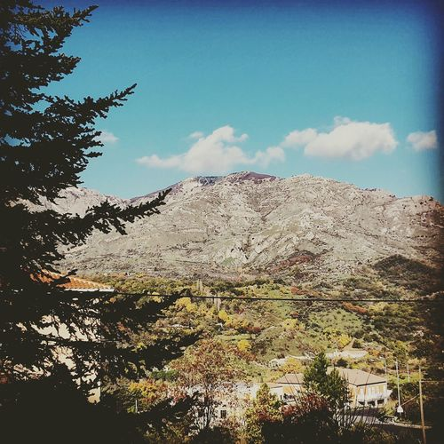 Mountain View Petralia Sottana