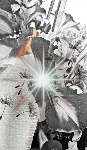 The light by ©Raffreefly Raffreefly Art Artedigitale Artemoderna ARTECONTEMPORANEA Happiness♥ SoulArt EyeEmdigital Blackandwhite eyeemphoto EyeEm Gallery Astrattismo Visual Creativity Human Hand Cyberspace Men Data Technology Futuristic Close-up Sky