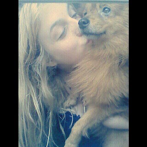 Selfiewithpets Mybaby❤ Roxy ❤ RIP :(