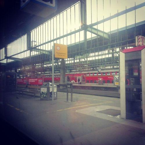 Auf nach Hause zurück! :)