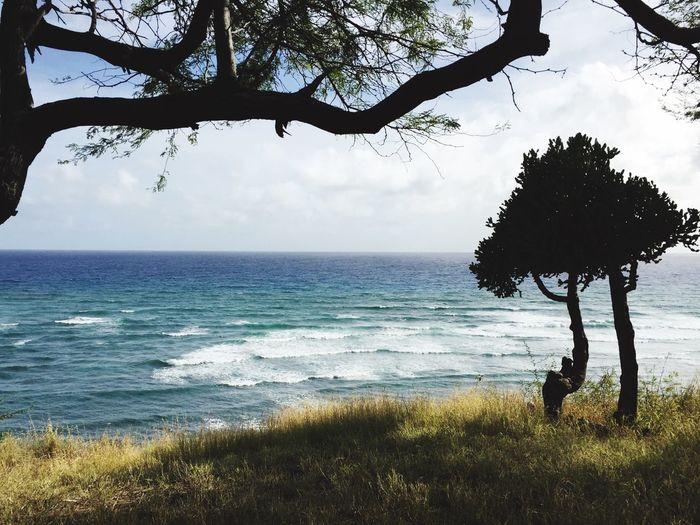 Diamondhead Oahu, Hawaii